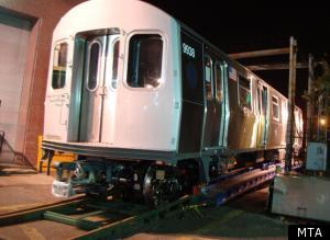 MTA Purchasing 300 New Cars To Mainly Replace C Line, 50