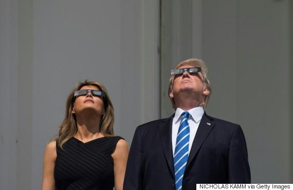 donald trump eclipse