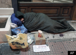 Homeless Squatter