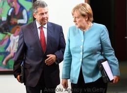 Gabriel schießt überraschend scharf gegen Merkel: Sie habe mehrfach ihr Wort gebrochen
