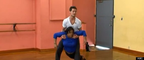 Sherri Shepherd Dancing With The Stars