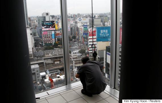 japan old man