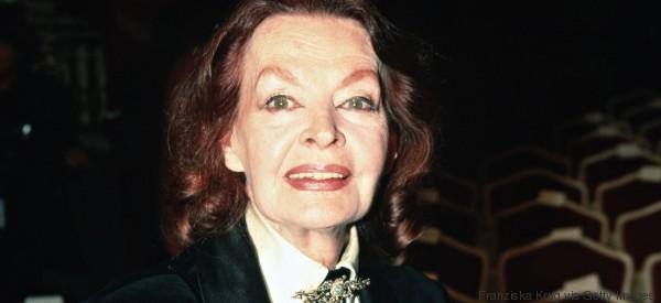Margot Hielscher ist gestorben: Zeit, an die Erfolge der Diva zu erinnern