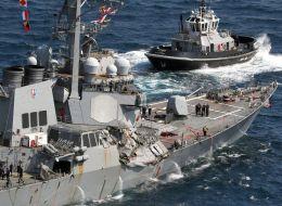 سر الحوادث المتكررة للبحرية الأميركية.. هل أصبح التدريب بأكبر أسطول في العالم على وشك الانهيار؟