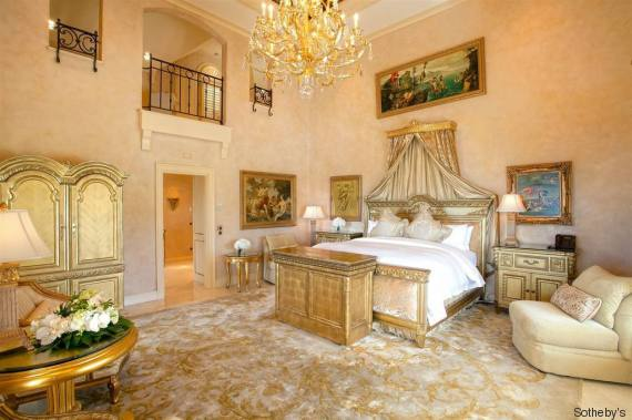 trump villa schlafzimmer
