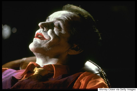 jack nicholson the joker batman