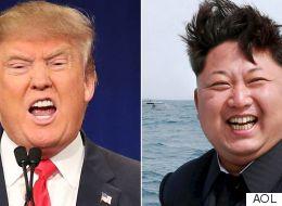 북한이 트럼프의 트위터 습관에 일침을 날렸다