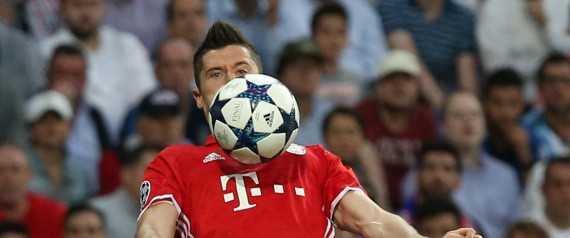 CHAMPIONS LEAGUE BAYERN MUNICH