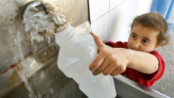 palestinian water