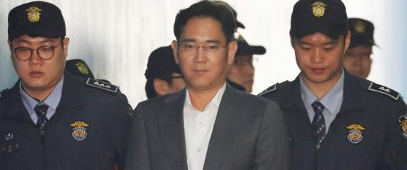 JAY LEE SAMSUNG