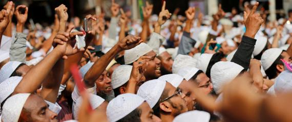 THE ROHINGYA MUSLIMS