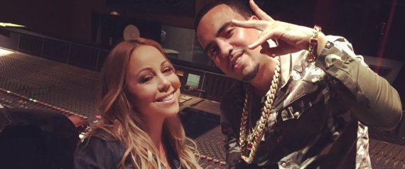 MARIAH CAREY FRENCH MONTANA