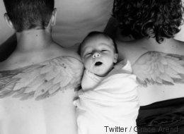 Vor zwei Jahren verloren sie ihren Sohn - jetzt posten die Eltern dieses berührende Bild