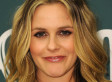 Alicia Silverstone Pre-Chews Food For Her Son, Bear Blu, Spits It In His Mouth (VIDEO)