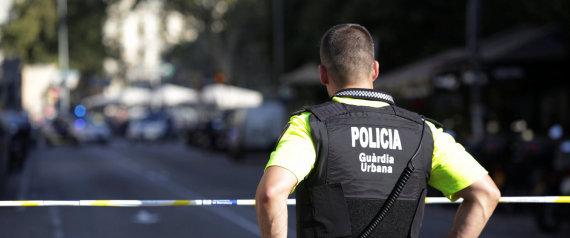 SPAIN POLICE 2017