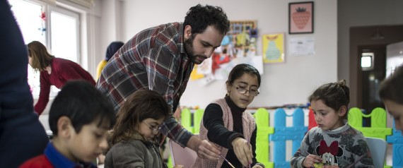 SYRIAN TEACHER TURKEY