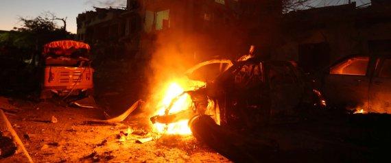 TERROR ATTACK FIRE
