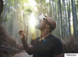 Virtual Reality hilft jetzt auch beim Kampf für die Umwelt