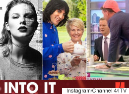 'Into It' Podcast: Taylor Swift's 'Look What You Made Me Do', 'Great British Bake Off' New Series And Daytime TV Madness