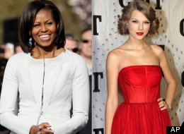 Michelle Obama Taylor Swift