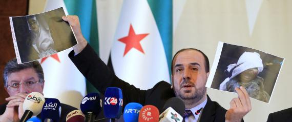 SYRIAN OPPOSITION GENEVA