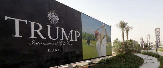 TRUMP DUBAI GOLF CLUB