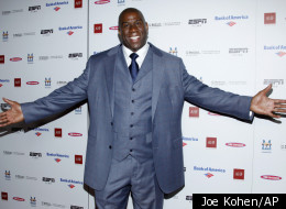 Magic Johnson La Dodgers