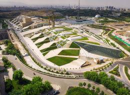 إيران تدشّن أكبر مكتبة في العالم.. وتتيح مصادر إسلامية قديمة وأرشيف البلاد لأول مرة