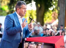 Gabriel behauptet, Merkel wolle den Diesel ab 2030 verbieten