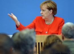 Stimmen für AfD-Antrag: Merkel rügt CDU-Abgeordnete in Sachsen-Anhalt