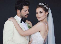 منذ الزواج في يونيو.. بوراك أوزجيفيت وزوجته فخرية يقطعان