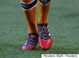 Gay Men In Football - Why Aren't Rainbow Laces Enough?
