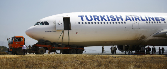TURKISH PLANE
