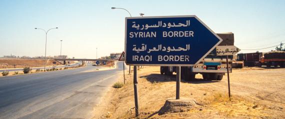 IRAQ JORDAN