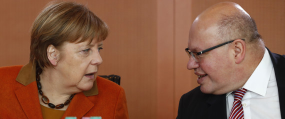 MERKEL AND ALTMAIER