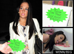 Tulisa's Sex Tape Goes On Sale