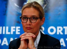AfD-Frau Weidel soll bei Sat.1 sagen, wie sie Altersarmut bekämpfen will - und scheitert völlig