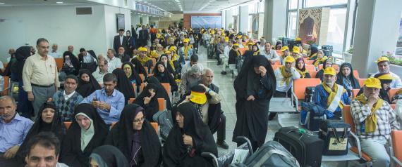 IRANIANS IN MECCA