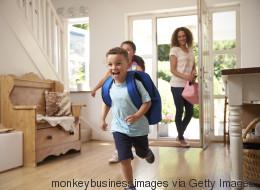 Studie: Trennungskinder sind weniger gestresst, wenn sie abwechselnd bei beiden Eltern wohnen