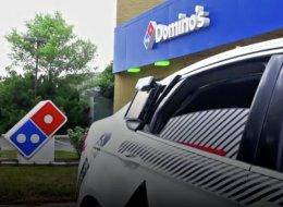 سيارة فورد من دون سائق توصل البيتزا إلى منزلك.. متى تبدأ التجربة؟