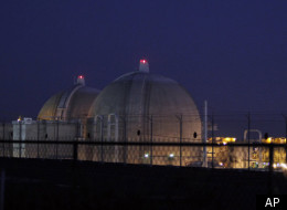 San Onofre Power Plant Shut Down