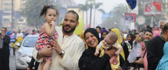 EID PRAYERS EGYPT