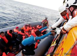 Weil wir Flüchtlinge aus dem Mittelmeer retten, droht uns die lybische Regierung mit dem Tod