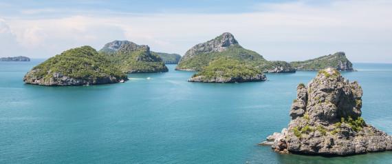 ASIA ISLANDS