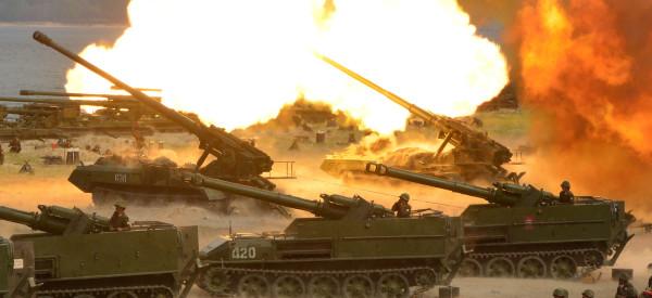 military north korea
