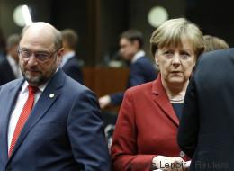 Absprache vor TV-Duell? Merkel weicht kritischen Fragen aus – und zeigt, wie nervös sie ist
