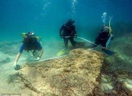اكتشاف أنقاض مدينة غارقة قبالة سواحل تونس يؤكد وقوع تسونامي قبل 1600 عام