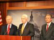 Joe Lieberman, John McCain Ask President Obama To Explain Medvedev Open Mic Comments