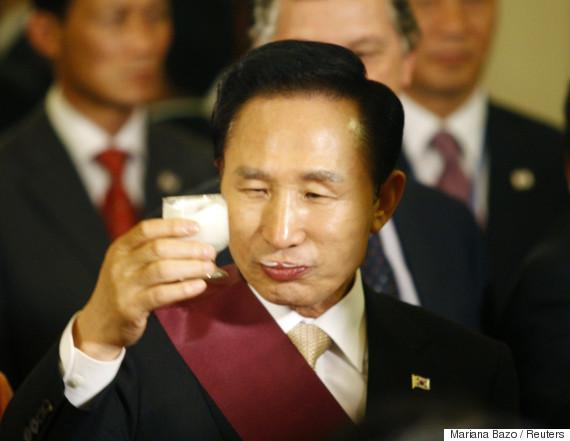 lee myung bak 2008
