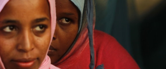 AFRICAN WOMEN IN SAUDI ARABIA